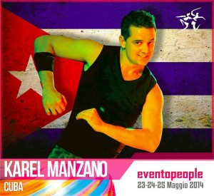 Karel Evento people 2014