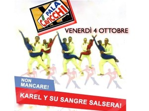 Karel y su Sangre Salsera Pala Cavicchi 4ott13