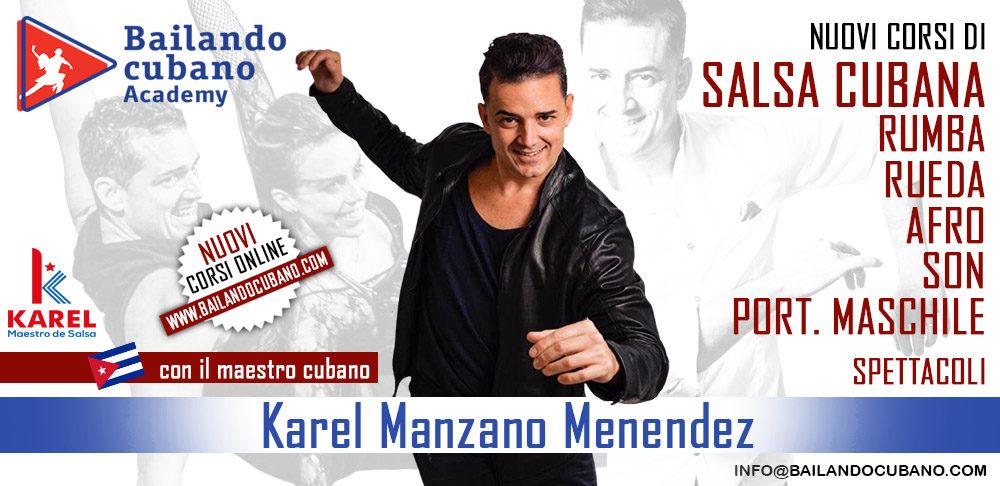 Karel Manzano Menéndez